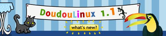 DoudouLinux Gondwana